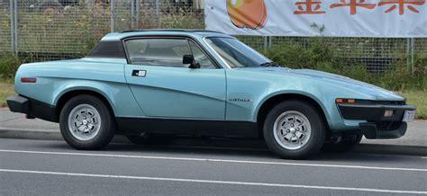 Auto Tr by Triumph Tr 7 Cars Hobbydb