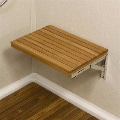 wooden shower bench seats teak wall mount fold down shower bench free shipping