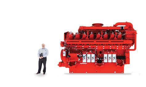 cummins 95 liter 16 cylinder diesel with more than 4