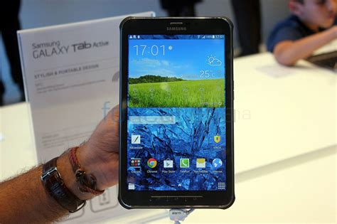 rugged tablet india samsung galaxy tab active rugged tablet announced in india for rs 52000