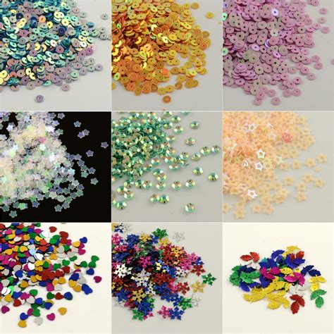 beading and sequins fresh shinning sequin pandahall jewelry