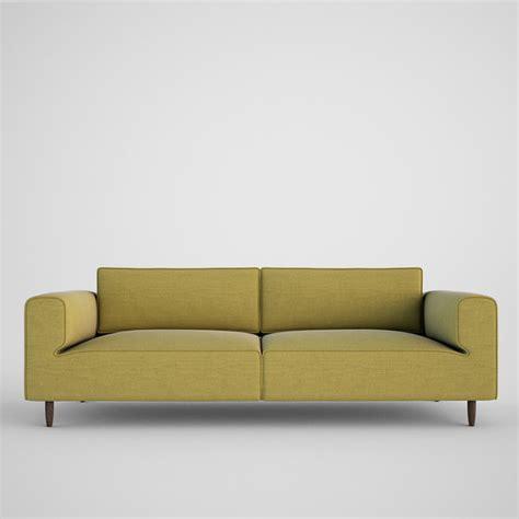arco sofa boconcept arco sofa 3d model