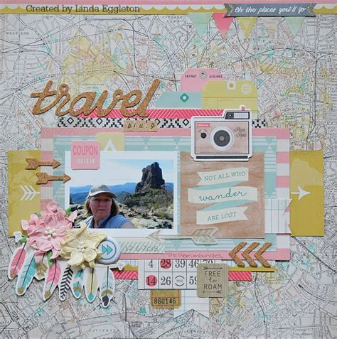 scrapbook layout ideas for travel 397 best scrapbooking travel layouts images on pinterest