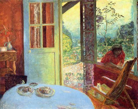 The Dining Room In The Country Bonnard the dining room in the country bonnard wikiart org encyclopedia of visual arts