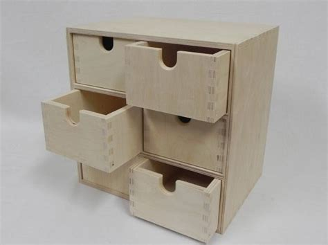small wooden storage chest with drawers 222 plain wood wooden storage box cupboard chest of