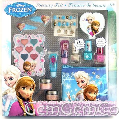 disney set elsa frozen tokoonecom new disney frozen elsa anna princess kids beauty cosmetic