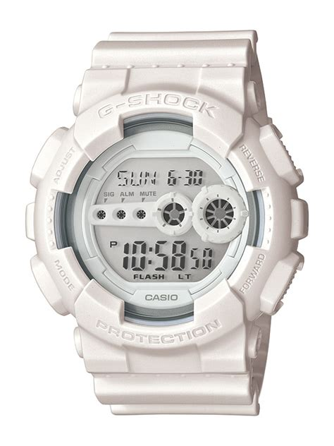 Gshock White by G Shock Basic White Preview