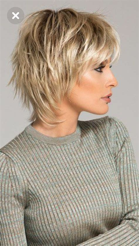 styling shaggy bob hair how to the 25 best short shag ideas on pinterest choppy short