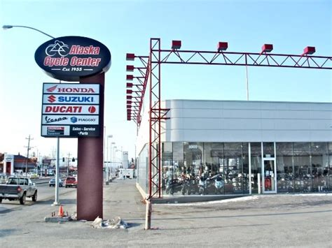 Motorcycle Dealers Anchorage by Alaska Cycle Center Motorcycle Dealers 4908 Seward