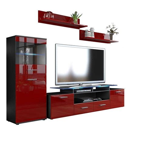 soggiorni telecom f23 mobile soggiorno sala porta tv gamma colori led