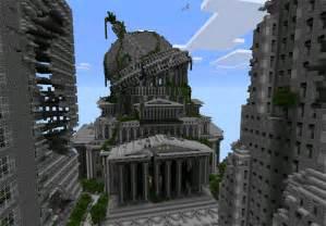 Ruined city map minecraft pocket edition minecraft pe mcpe