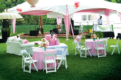 how to decorate backyard for birthday party backyard party camille styles events www camillestyles