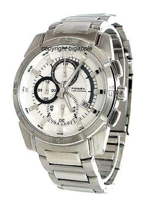 Fossil For Ch 2498 by Fossil Ch2498 691464148034 Fossil Blue Chronograph