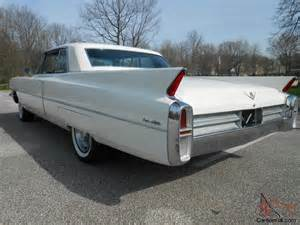 63 Cadillac For Sale 1963 Cadillac Coupe Series 63 Beautiful California