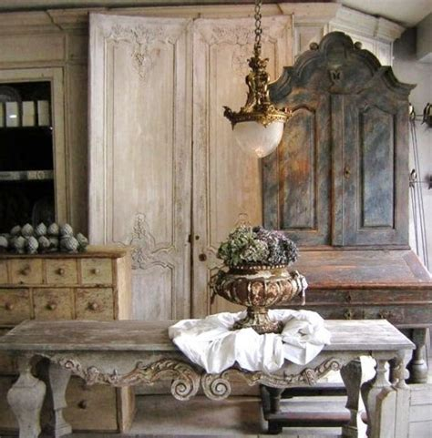 Vintage Country Home Decor by Vintage French Interior Design Home Design Blog