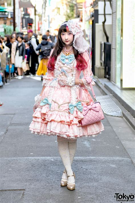 doll fashion in japan rinrin doll in angelic pretty fashion on the