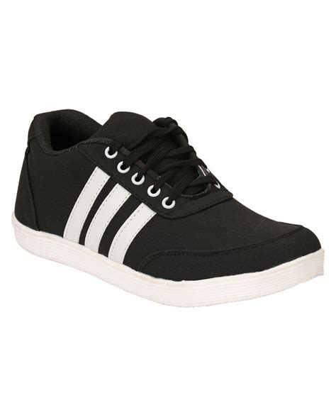 marvelous black canvas shoes price in india buy marvelous