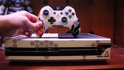 custom xbox one s skins and wraps xbox titanfall xbox one console custom skin wrap