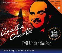 Evil The Sun Agatha Christie audio book review evil the sun a hercule poirot mystery by agatha christie author