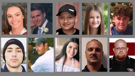 list of conn school shooting victims names released ny names of florida high school shooting one news page uk