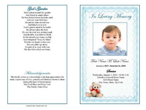 obituary cards templates 17 obituary template sles templates assistant