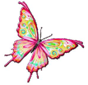 Beautiful Animated Butterfly Gifs At Best Animations Animated Images Of Butterfly