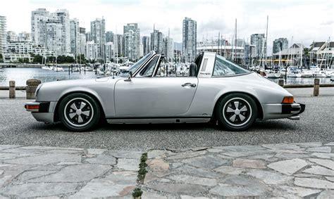 1974 porsche 911 targa 2 7 s lotus of vancouver
