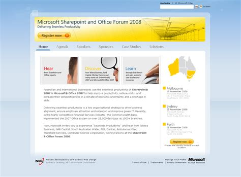 microsoft sharepoint and office forum study ssw
