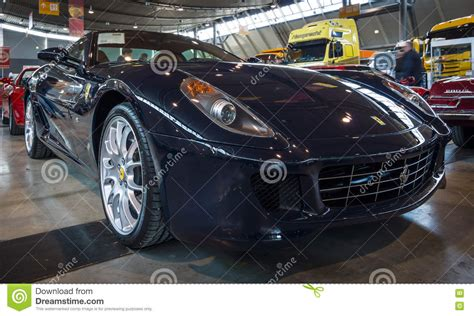fiorano sports cars sports car 599 gtb fiorano f1 2008 editorial