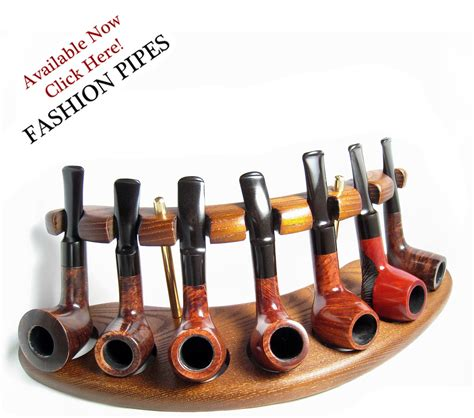 Tobacco Pipe Rack by New Tobacco Pipes Rack Stand For 7 Pipes Hold