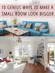 how to make a small room look bigger 10 genius ways to make a small room look bigger babble