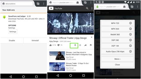 download youtube addon how to download music from youtube to android ubergizmo