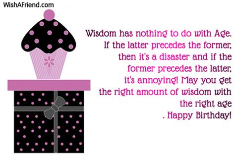 Birthday Quotes Wisdom Birthday Wisdom Quotes Quotesgram