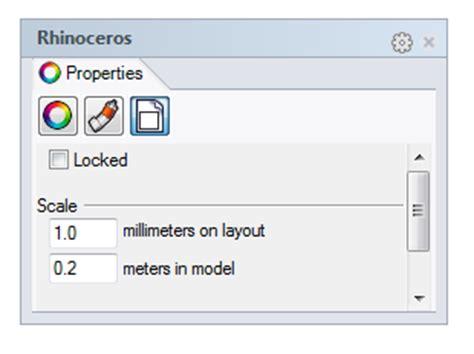rhino layout zoom 4 7 page layout visualarq 2 flexible bim