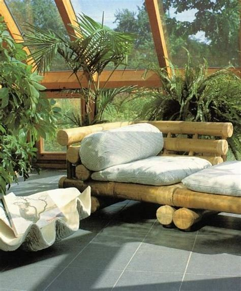 bamboo patio furniture in tropical style www