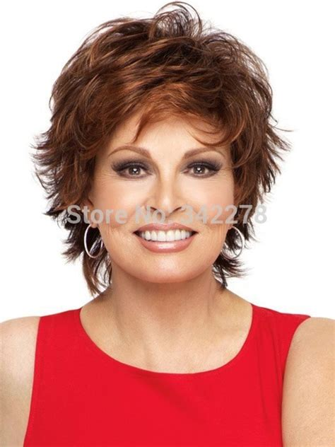 show me some short hairstyles for women hot pixie cut hairstyle synthetic wigs short wavy hair