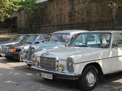 mercedes classic car mercedes benz classic car rally photo gallery