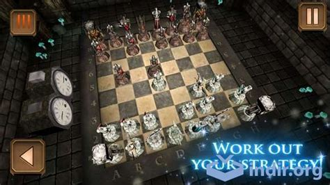 magic chess  indir savas temali satranc oyunu