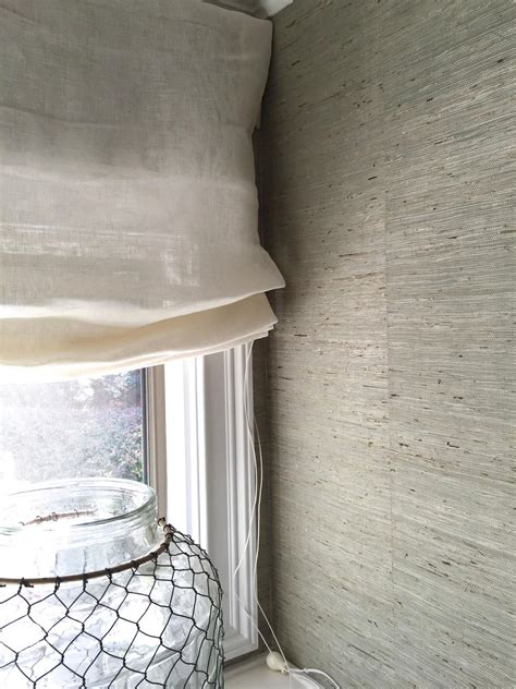 Bamboo Drapes Sheer Roman Shades For Your Pleasure Window Treatments