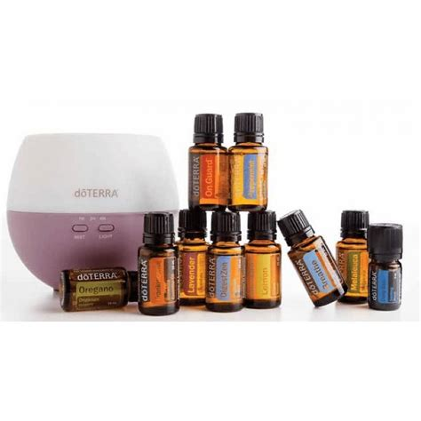 home essentials doterra home essentials kit bliz wellness