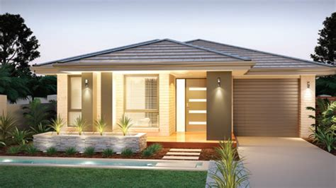 small 1 story house plans small single story house design small one story house