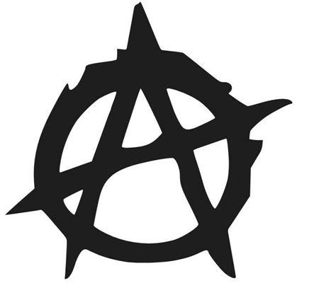 Anarchy Sticker
