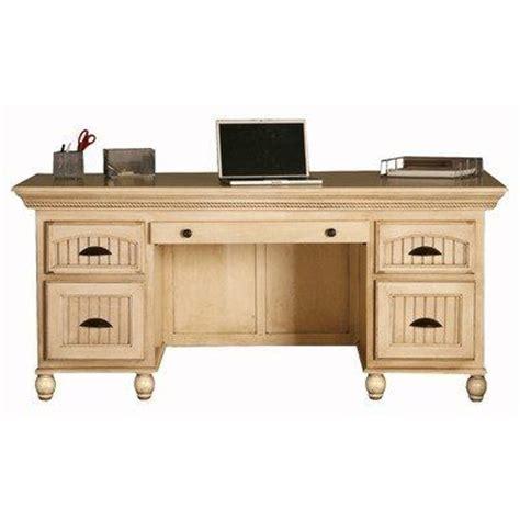 American Premiere Birch Pedestal For Executive Desk Finish Birch Office Furniture