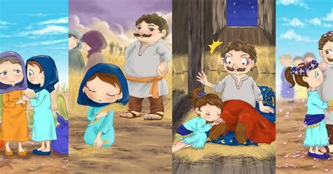 imagenes biblicas de rut minist 233 rio infantil semillita kids rut noemi y boaz