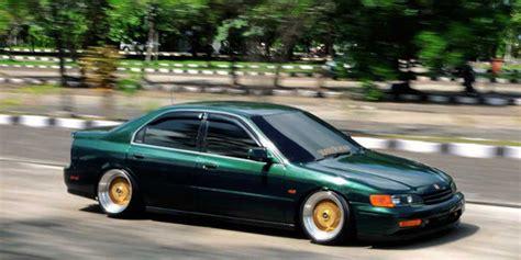 Sparepart Honda Accord Cielo honda cielo til elegan dengan gaya stance otosia