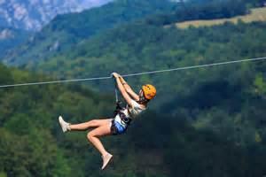 The most exciting zipline adventure in montenegroredrock