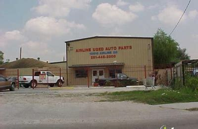 Used Auto Parts Houston Tx by Airline Used Auto Parts 10616 Airline Dr Houston Tx