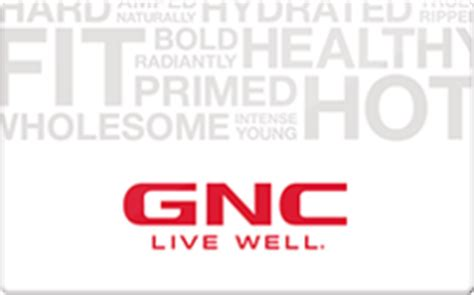 Massage Envy Gift Card Cvs - buy gnc gift cards raise