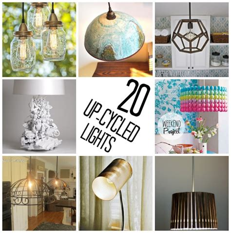 Diy Lighting Fixture 20 Diy Light Fixtures C R A F T