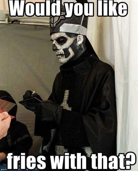Bc Memes - 78 ideas about band ghost on pinterest ghost bc ghost